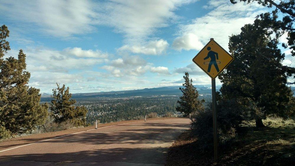 Pilot Butte State Park: NE Pilot Butte Summit Dr, Bend, OR