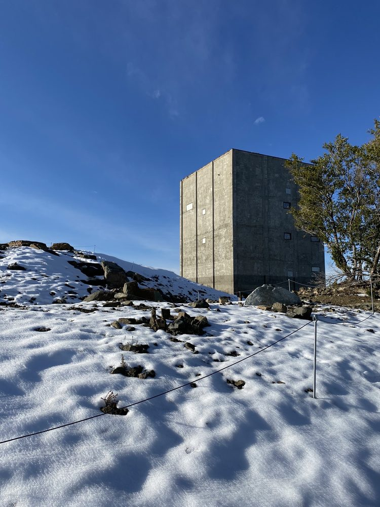 Mount Umunhum: San Jose, CA