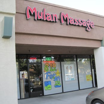 Asian Message In Fresno