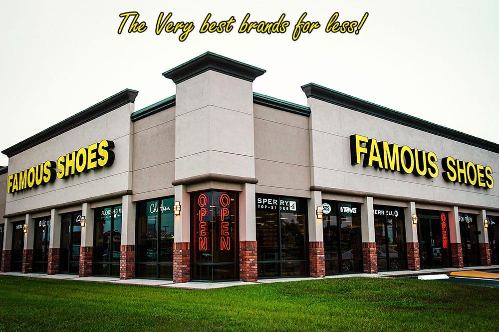Famous Shoes Store Sarasota