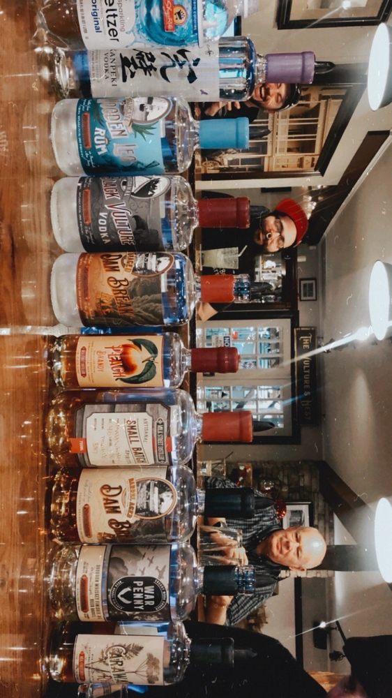 Milk Street Distillery: 1 Milk St, Branchville, NJ