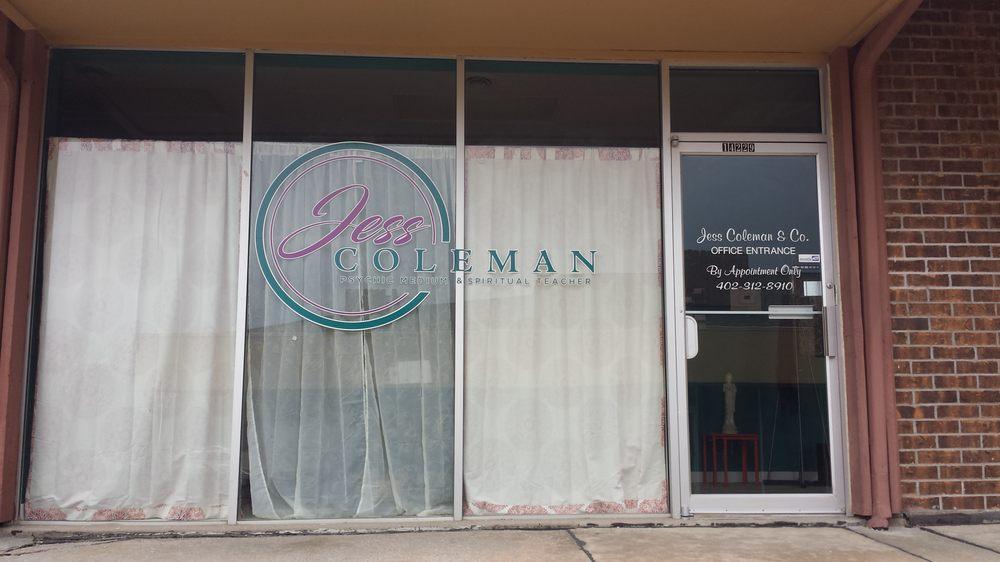 Psychic Medium Jess Coleman: 14229 Pacific St, Omaha, NE