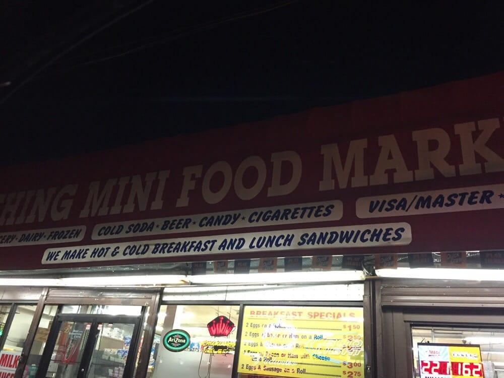Flushing Mini Food Market: 16904 35th Ave, Flushing, NY
