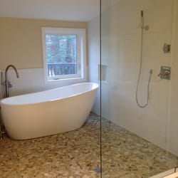 Ultimate Remodel Photos Contractors Montrose St - Bathroom renovation alexandria va