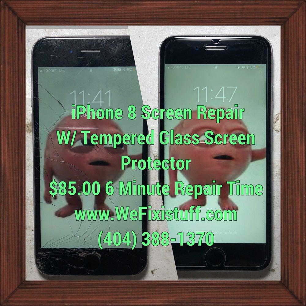 We Fix Iphones Kennesaw Ga
