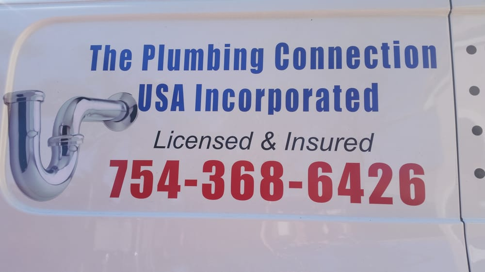 The Plumbing Connection Usa, Inc - Plumbing - Pompano Beach, FL ...