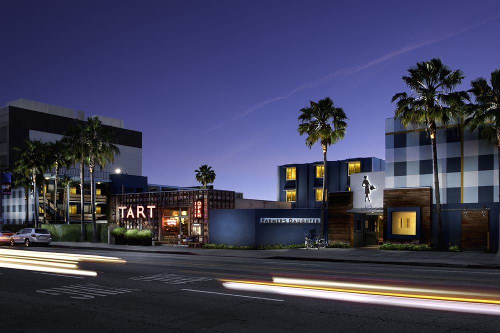 Farmers Daughter Hotel Los Angeles