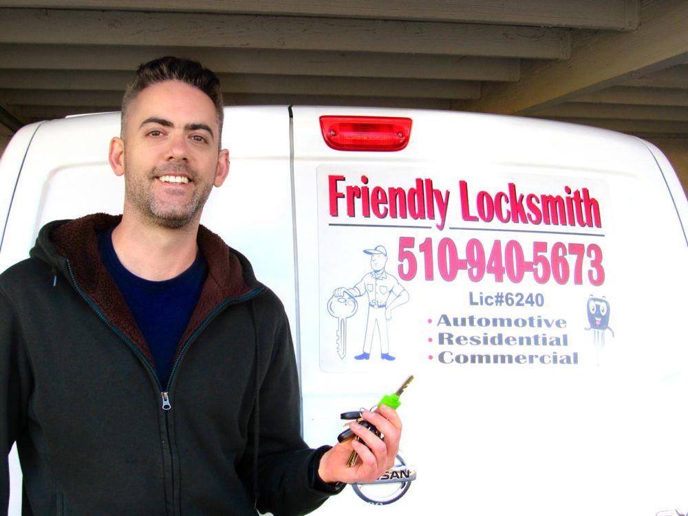 Friendly Locksmith: 1250 Fairmont Dr, San Leandro, CA