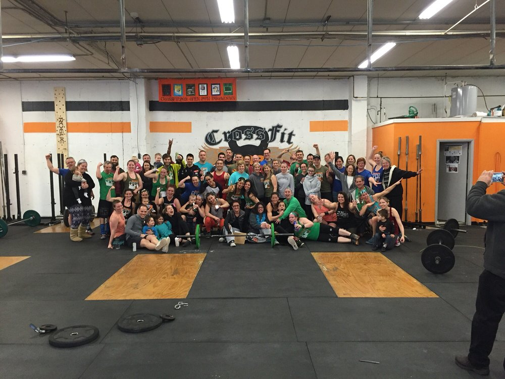 CrossFit 203: 16 Beaver Brook Rd, Danbury, CT