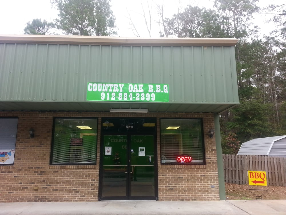 Country Oak BBQ midway: 217 Butler St, Midway, GA