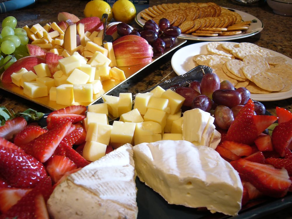 brie cheese and fruit platter yelp. Black Bedroom Furniture Sets. Home Design Ideas