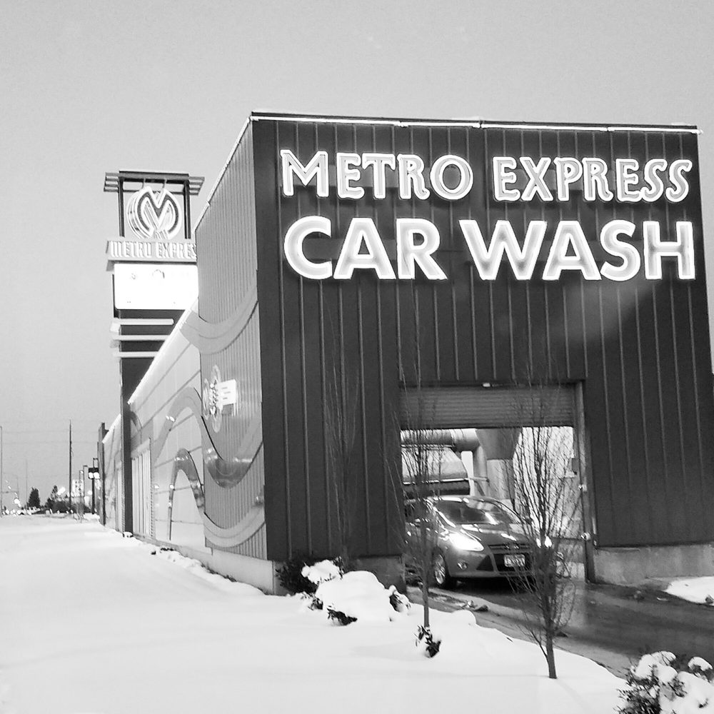 Metro Express Car Wash: 3131 Conference Dr, Coeur d'Alene, ID