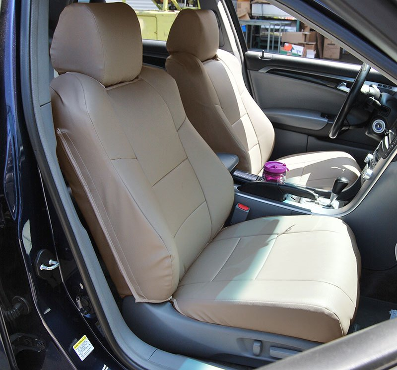Acura Tl 2008 For Sale: 2004-2008 ACURA TL CUSTOM MADE S.LEATHER SEAT COVERS