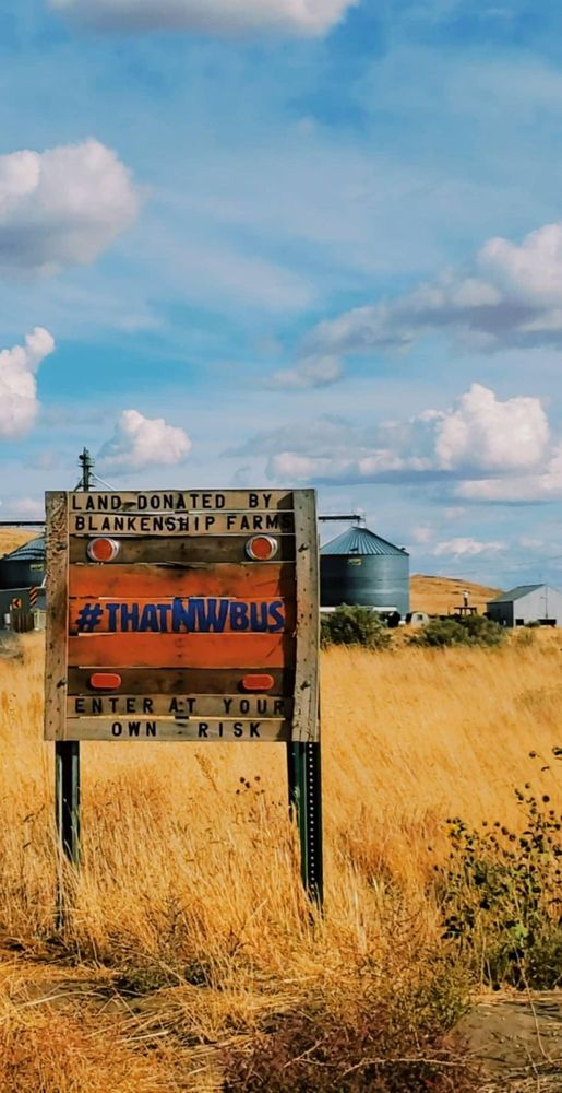 #thatnwbus: Washtucna, WA
