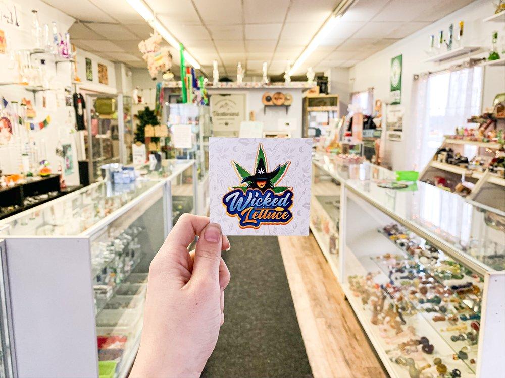 Wicked Lettuce Smoke Shop: 55 Main St, Madison, ME