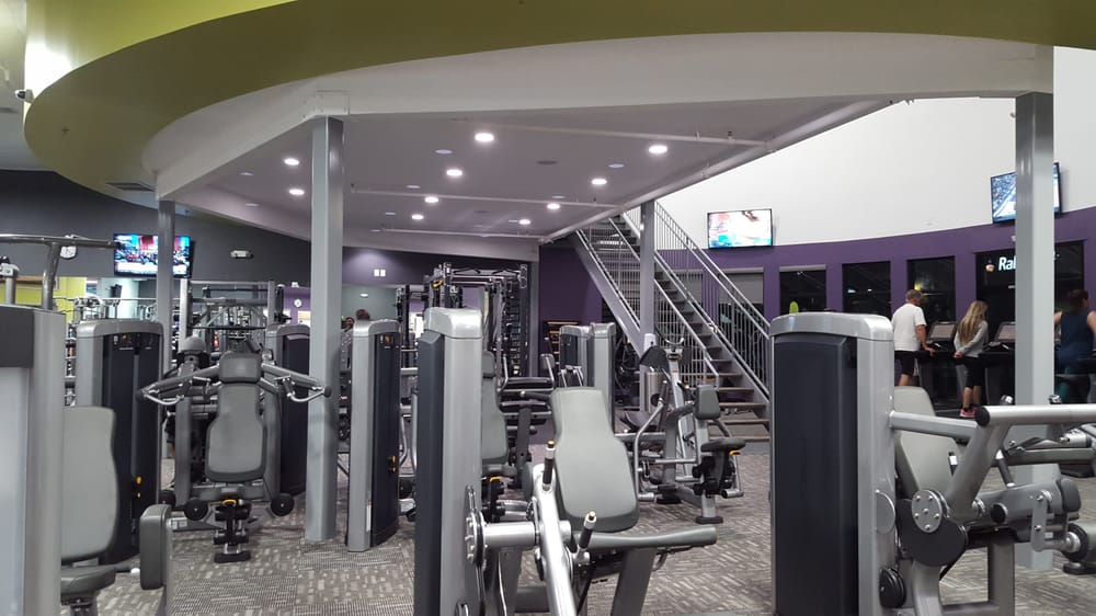 Anytime Fitness: 144 W Los Angeles Ave, Moorpark, CA