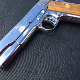 Metal Polishing Near Me >> Gun Parts Polishing Service, Polish Gun Slide, Polish Gun ...