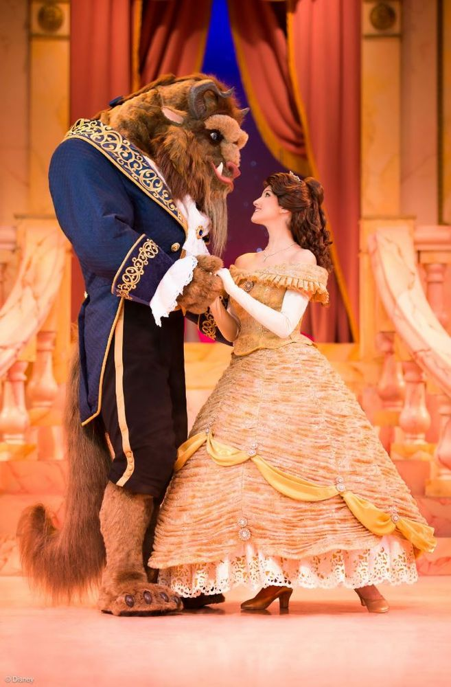 Beauty and the Beast - Live on Stage: 351 S Studio Dr, Orlando, FL