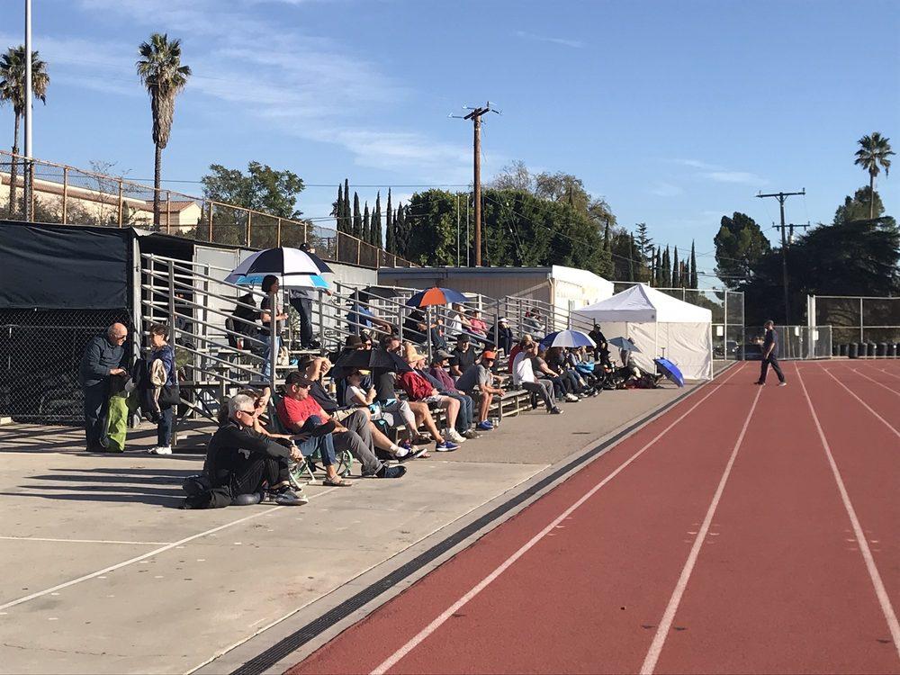 Crescenta Valley High School: 2900 Community Ave, La Crescenta, CA