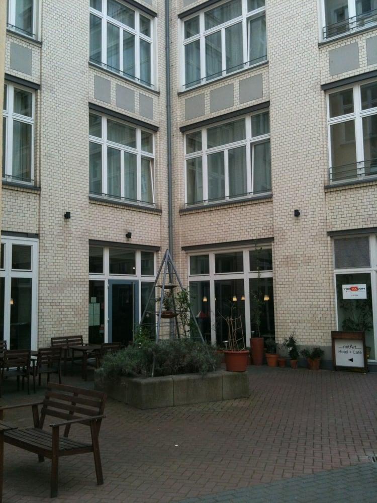 mitart hotel caf hotels linienstr 139 140 mitte berlijn berlin duitsland. Black Bedroom Furniture Sets. Home Design Ideas