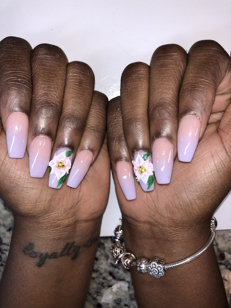 Elegant Nails and Spa: 701 Piedmont Lp, Statesboro, GA