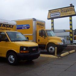Penske Truck Rental Truck Rental 1210 N Flood Ave Norman Ok