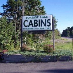 Photo Of Portage Lake Cabins Houghton   Houghton, MI, United States
