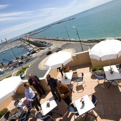 Hôtel Résidence Port Marine Beach Bars Le Môle Saint Louis Sète - Hotel port marine sete
