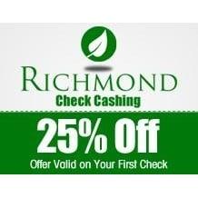 Richmond Check Cashing