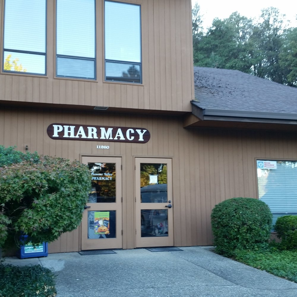 Pleasant Valley Pharmacy: 11260 Pleasant Valley Rd, Penn Valley, CA