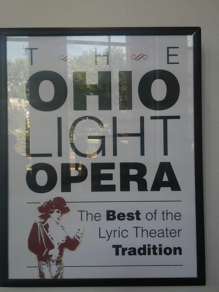 Social Spots from Ohio Light Opera
