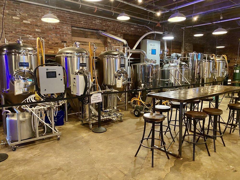 Fox City Brewing: 45 N Kimbell St, Forsyth, GA