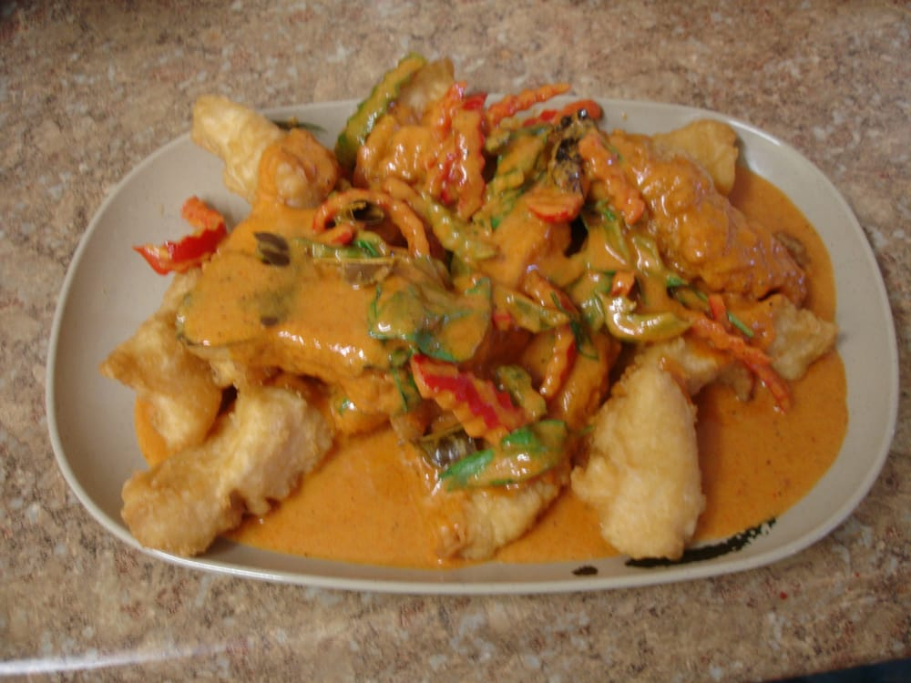 Thai Palms Restaurant Palmdale Menu