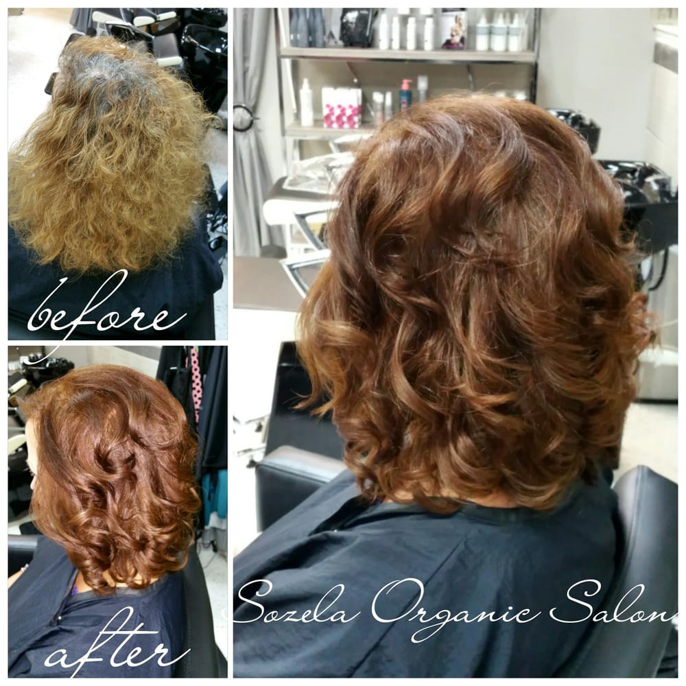 Sozela Organic Salon 11 Photos Hair Stylists 7965 N Wickham Rd