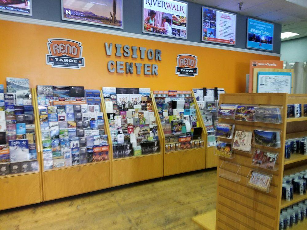 Reno Tahoe Visitor Center