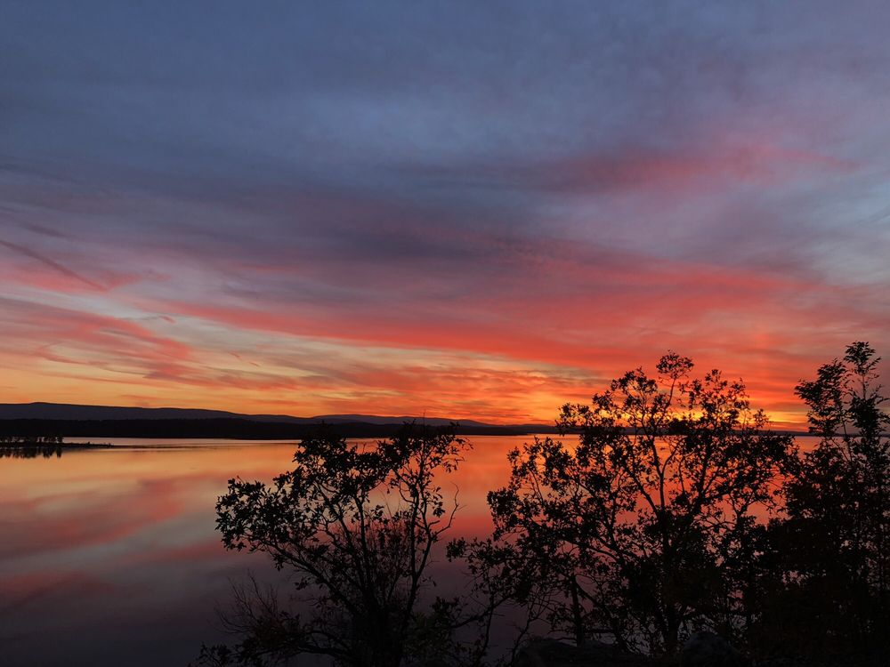 Lake Wister State Park: 25567 US Hwy 270, Wister, OK