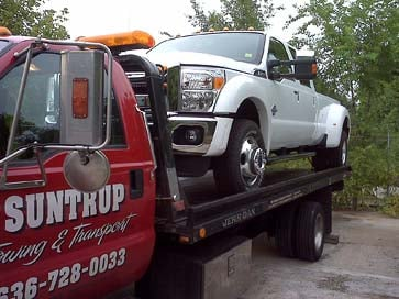 Suntrup Towing & Transport: 140 Long Rd, Chesterfield, MO