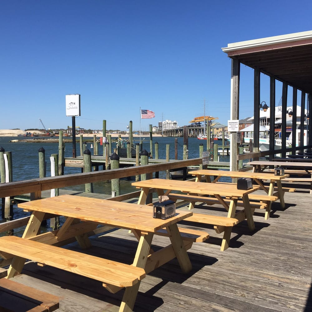 Outdoor patio yelp for Fish market virginia beach