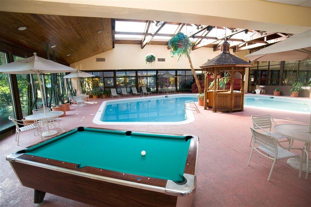 Best Western Braddock Inn: 1268 National Hwy, LaVale, MD