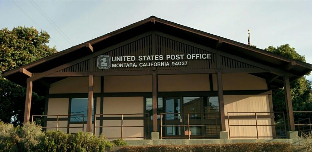 United States Government: 1395 Main St, Montara, CA