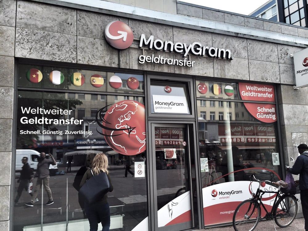 Moneygram Altona