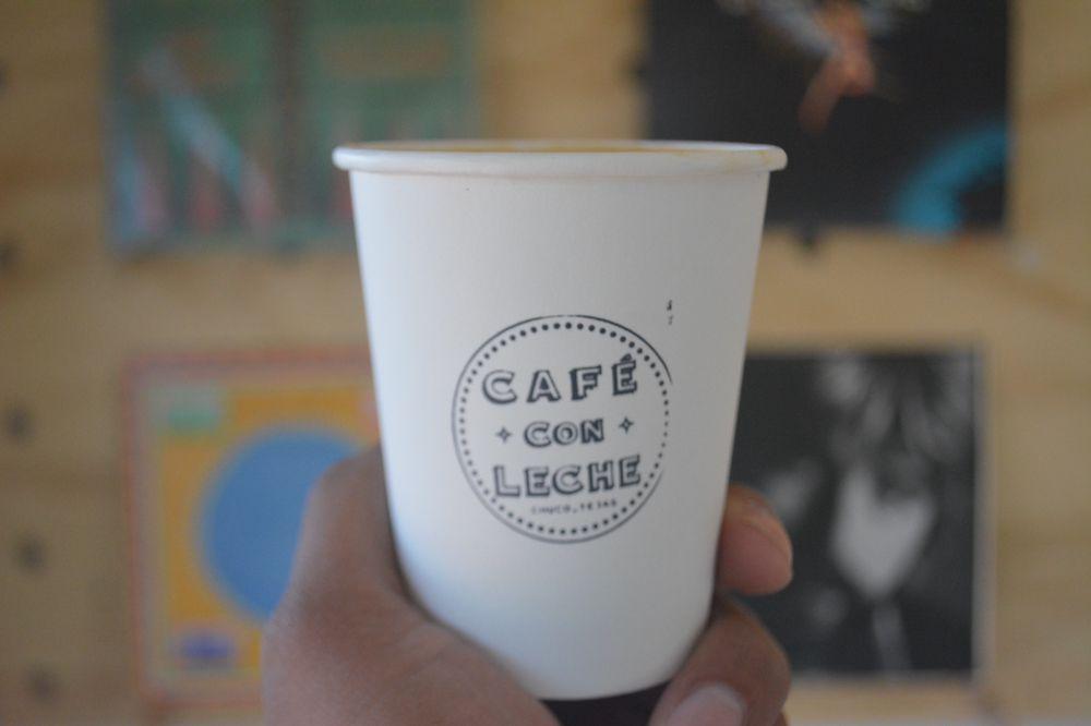 Café Con Leche: 2430 Wyoming Ave, El Paso, TX