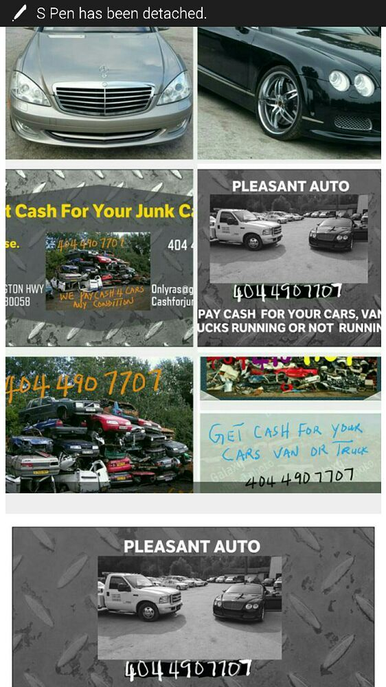 Cash For Junk Cars - Junk Removal & Hauling - 6835 Covington Hwy ...