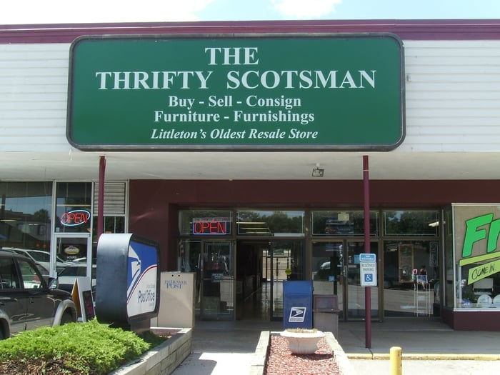 Thrifty Scotsman   CLOSED   Thrift Stores   1500 W Littleton Blvd, Littleton,  CO   Phone Number   Yelp