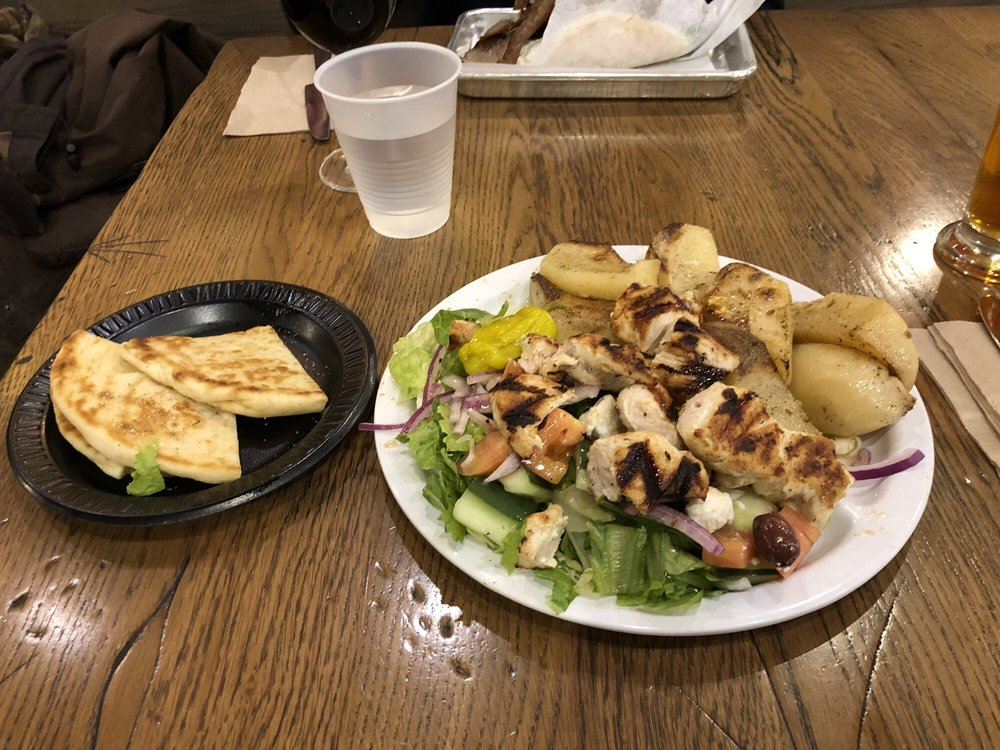 Plaka Grill: 513 W Broad St, Falls Church, VA