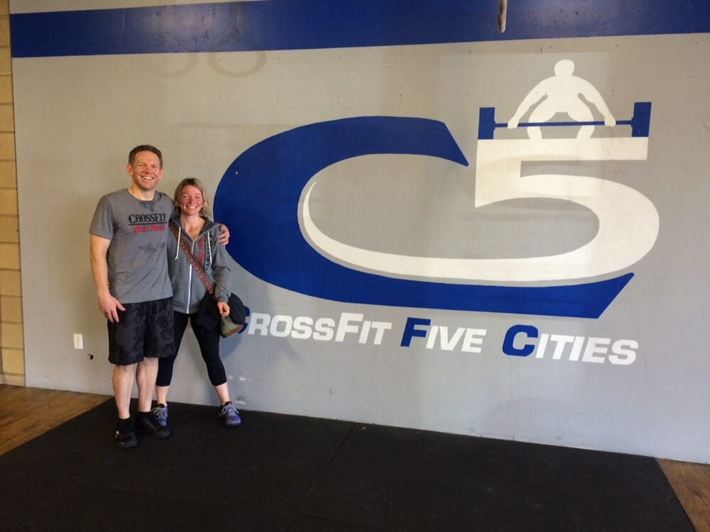 CrossFit Five Cities