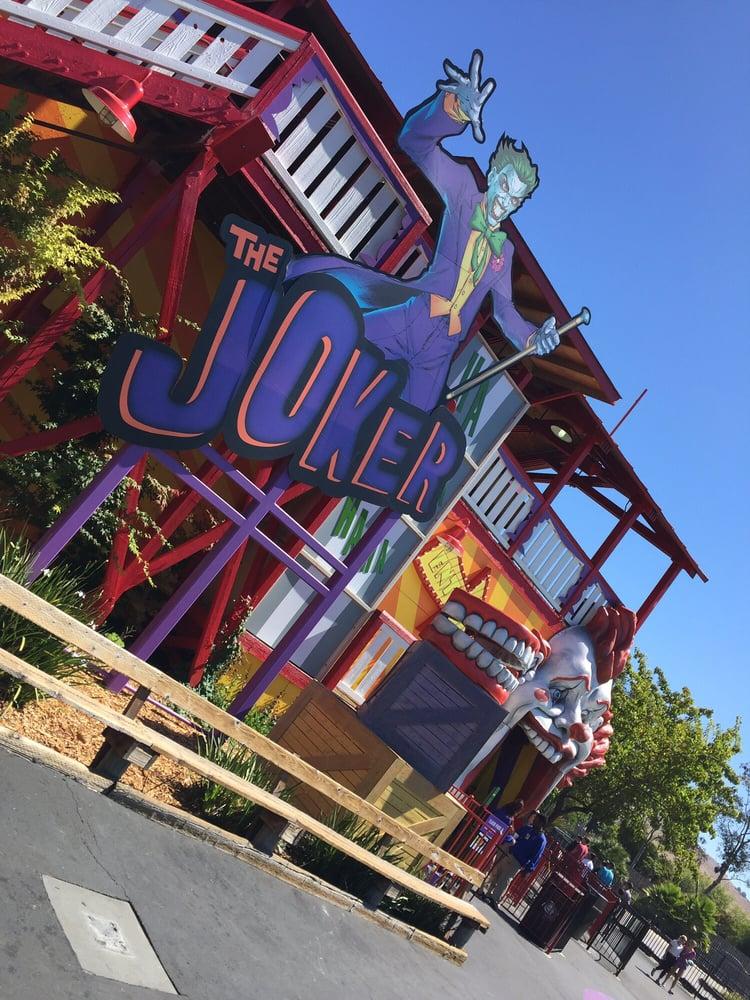 The Joker: 1001 Fairgrounds Dr, Vallejo, CA