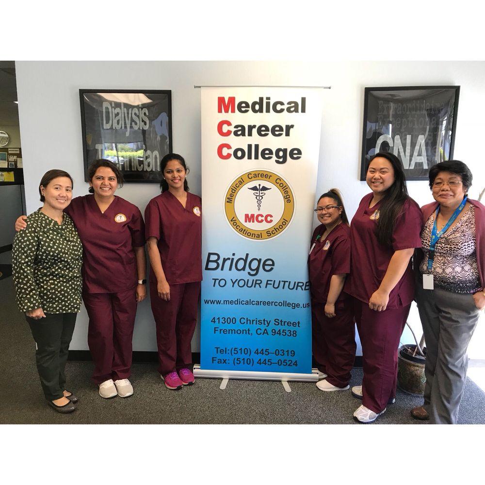 Medical Career College: 41300 Christy St, Fremont, CA