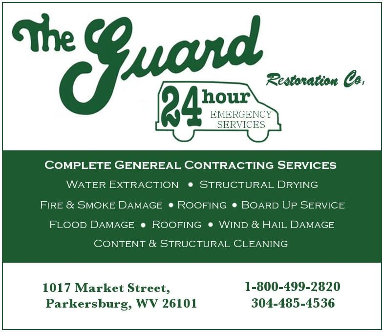 The Guard Restoration Co: 1017 Market St, Parkersburg, WV