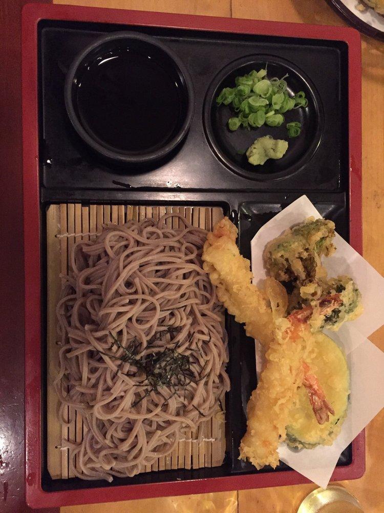 Food from Iwataya Japanese Restaurant